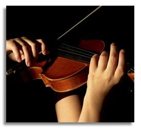 Violin Lesson Baltimore Schools