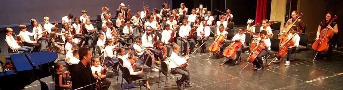 Bridges Music Program Baltimore