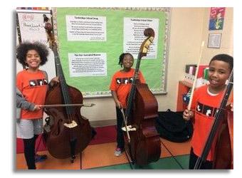 Bridges Music Program Baltimore for Boys and Girls