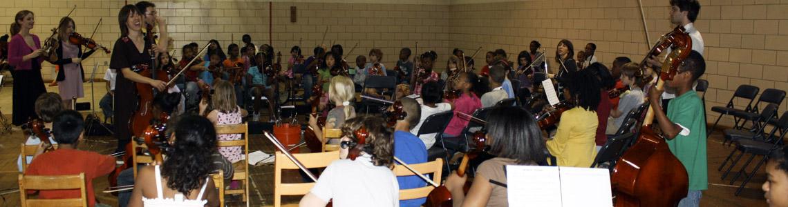 Baltimore Performance Music